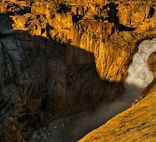 Augrabies Falls VIII by Andy-Kim Möller