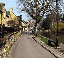 Bourton-on-the-Water  Cotswolds  UK by James  Key