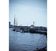 New Haven Pier Photographic Print