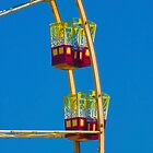 Ferris Wheel in Birrarung Marr Park by awursterphotos