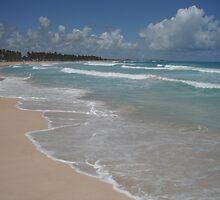 Caribbean Sea by TiffanyAlexiis