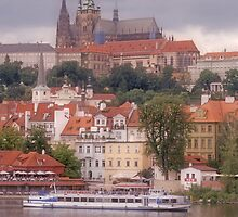 Three Magical Sights In Prague by sceneryphotosto
