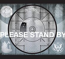 Please Stand By by custards