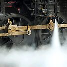 Blowing off steam by ©  Paul W. Faust