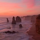 Evening glow by Paul Oliver