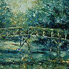 Small bridge by Beata Belanszky Demko