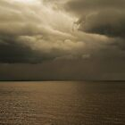 misty sea  by Adrianbennet