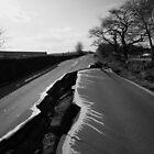 Broken Road by Alan Black
