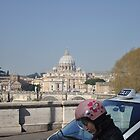 Sad in Rome by j0sh