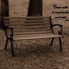 Come...Sit a While by Dawn di Donato