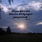 Let Your Light Shine by Dawn di Donato