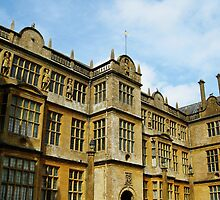 Montacute House,  Somerset by lynn carter
