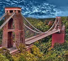 •????????????•????•??Clifton Suspension Bridge   •????????????•????•??  by ✿✿ Bonita ✿✿ ђєℓℓσ