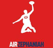 Air Zephaniah — Red by BornABulldog