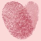 finger print heart by creativemonsoon