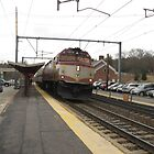 1074 MBTA Commuter Rail by Eric Sanford