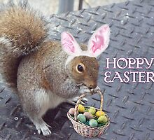Hoppy Easter! by WalnutHill