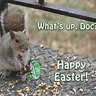 Happy Easter, doc! by WalnutHill