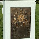 Challenger memorial at Arlington by ©  Paul W. Faust