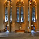 Suzzallo Library, University of Washington by Barb White
