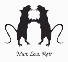 Must. Love. Rats 2011 - 2 Brothers by MustLoveRats