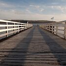 Blairmore Pier , Scotland 2 by fab2can