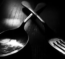 Fork and Spoon by mustafamalik