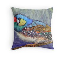Winter Ponderings Throw Pillow
