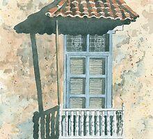 Window with Balcony by ian osborne