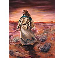 Women Who Run With Wolves Photographic Print