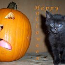 Happy Halloween by DebbieCHayes