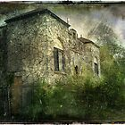 A Distant Memory of the Old Stone House by AlexKujawa