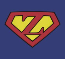 Super Z Logo Shield by Adam Campen