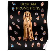 Scream Promotions Poster