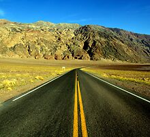 Death Valley National Park by Jesse  B.