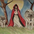 Red Riding Hood by Louise Griffiths
