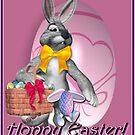Hoppy Easter! by EnchantedDreams