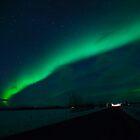 Northern Alberta, Northern Lights #2 - Spring 2011 by Don Arsenault