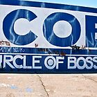 Circle of Bosses by Rebecca Swayze