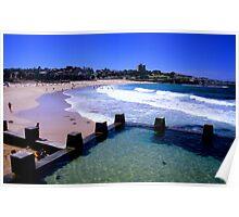 Coogee Beach Poster