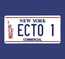 ECTO 1 by loogyhead
