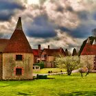 Oast Houses at Chartwell... by ElsieBell