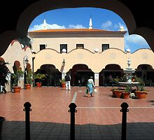 Tenerife Market Place by trish725