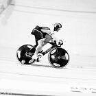 german sprinter by Paul  Sloper