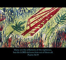 Psalm 34:19 by Theodore Kemp