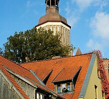 MVP03 Stralsund & Marienkirche, Germany. by David A. L. Davies