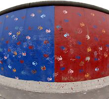 Berlin Wall by David Crausby