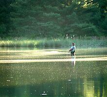 The Angler by vigor