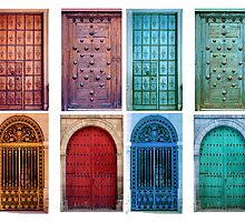Vintage doors by Nasko .