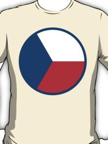 Czech Air Force Insignia  T-Shirt
